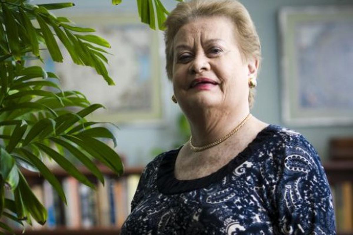 Martha Hildebrandt El Significado De Guapachoso A Opinion El Comercio Peru