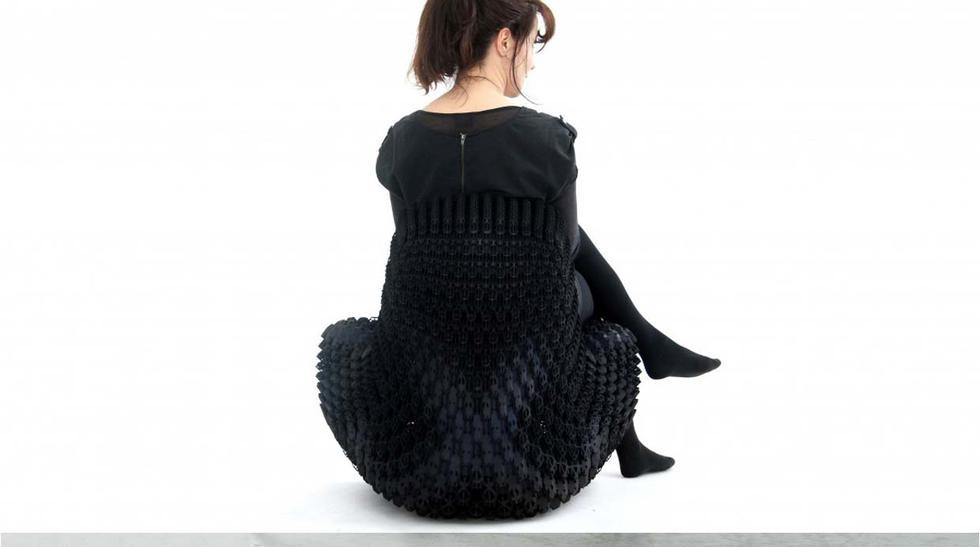 Impresión 3D para hacer estas sillas del futuro - 4