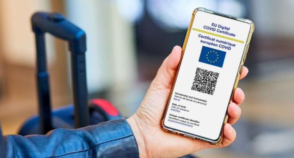 El Certificado COVID Digital de la UE facilitará la libre circulación segura de los ciudadanos en la Unión Europea durante la pandemia del coronavirus COVID-19. (Foto: Twitter Comisión Europea)