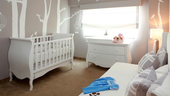 Ten en cuenta estos tips para armar la habitación del bebé