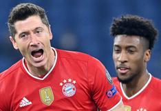 Resumen y goles del Lazio vs. Bayern Múnich por la Champions League