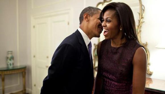 Michelle Obama es más popular que su esposo Barack