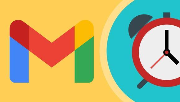 ¿Quieres programar un mensaje en Gmail? Usa estos pasos. (Foto: MAG)