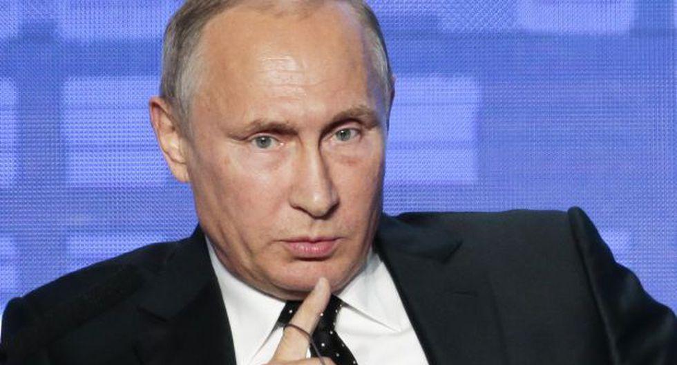 """Rusia: """"Nos acusan de todos los crímenes y pecados mortales"""""""