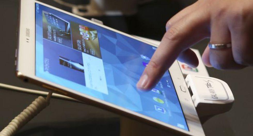 La Galaxy Tab S pone a Samsung en el top de las tablets premium - 2