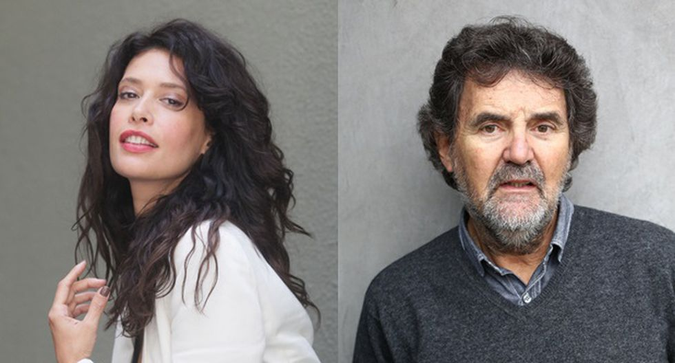 Angie Cepeda le dedica cariñosas palabras a Francisco Lombardi