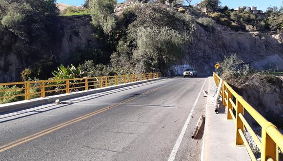 Quellaveco: se restablece tránsito en carretera Binacional por tregua de 72 horas