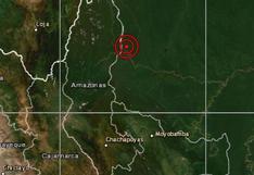 Amazonas: sismo de magnitud 5,3 se reportó en Condorcanqui, señala IGP