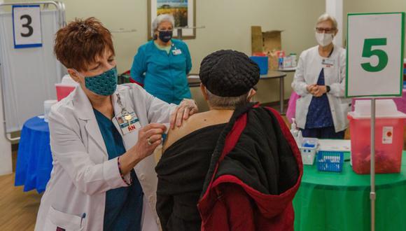 Coronavirus en Estados Unidos | Últimas noticias | Último minuto: reporte de infectados y muertos hoy, domingo 14 de marzo del 2021 | Covid-19. (Foto: Micah Green/Bloomberg).
