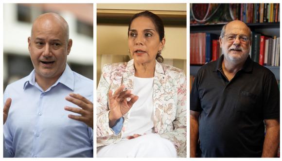 Candidatos al Congreso que participaron en los debates organizados por El Comercio respondieron cuestionamientos.
