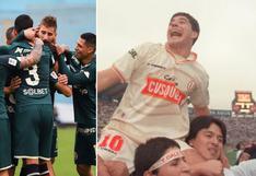 Tiago Cantoro: un gol que la 'U' gritó por primera vez en 1998 y un apellido de tan buenos recuerdos
