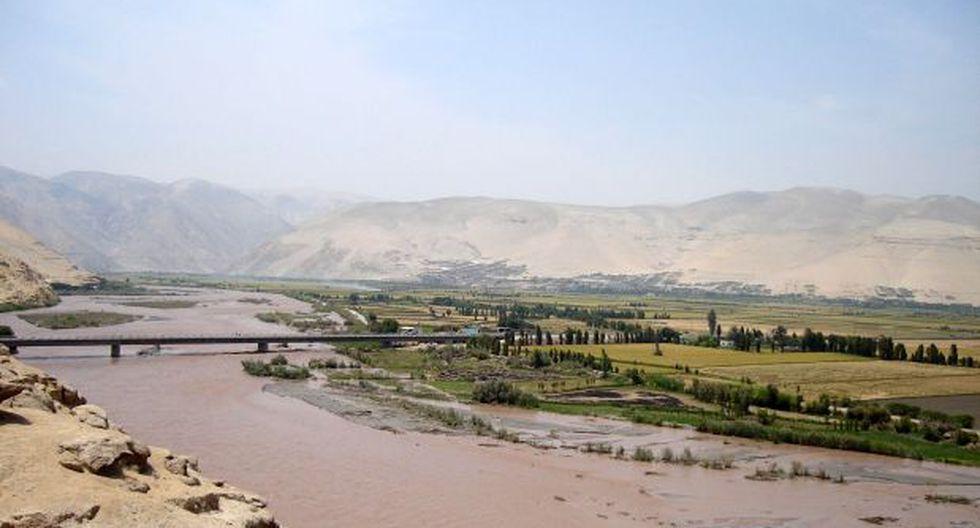 Arequipa: río Camaná baja su caudal y pasa a alerta naranja