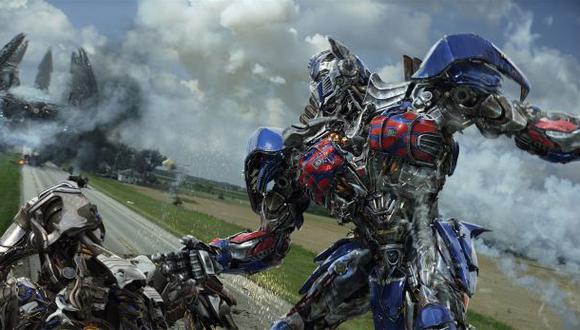 """""""Transformers 4"""": más de US$1.000 millones en taquilla mundial"""