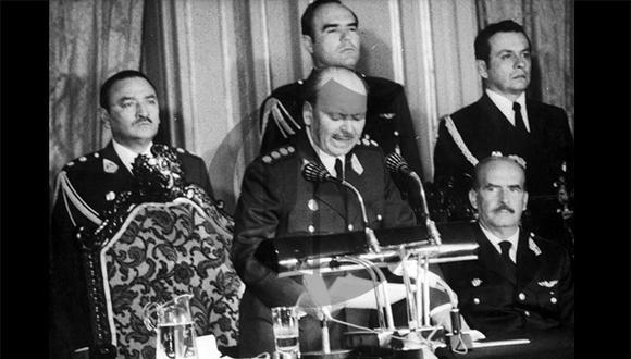 Así ocurrió: En 1968 el general Velasco da un golpe de Estado