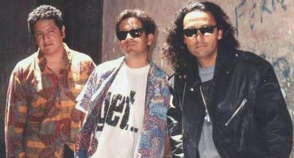 Pocho' Prieto y los hermanos Lucio 'Cucho' y José 'Chachi' Galarza, integrantes del grupo Rio. (Foto: Pocho Prieto)