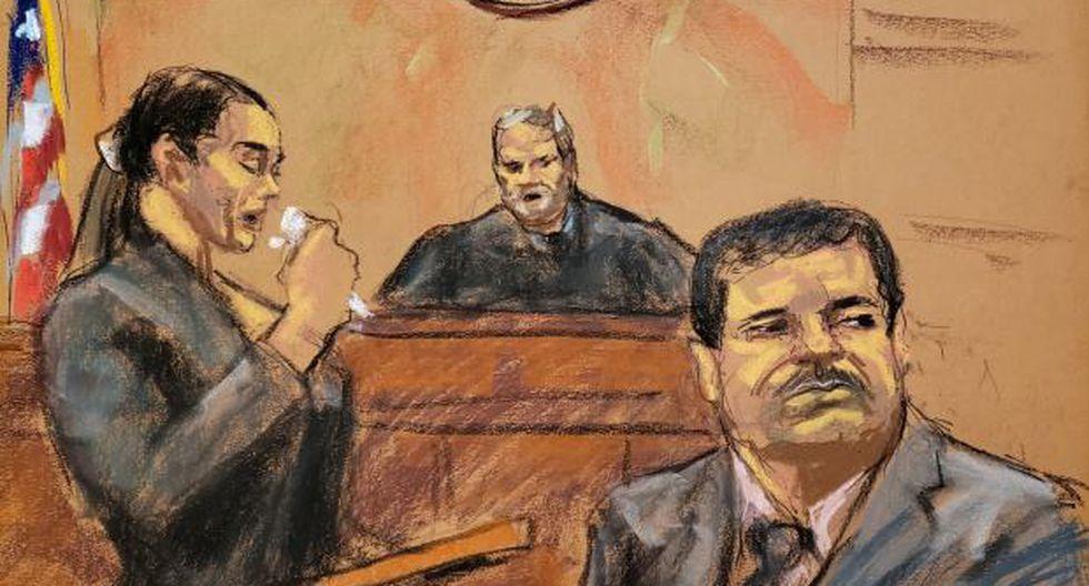 Andrea Vélez Fernández trabajó para El Chapo hasta que él hizo la incluyó en su lista de enemigos. (Foto: Reuters)