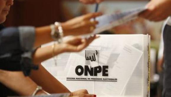 Las Elecciones Generales 2021se realizarán en medio de un contexto pandémico. (Foto: GEC)