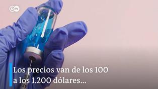 Darknet ofrece vacunas y hasta certificados por Internet