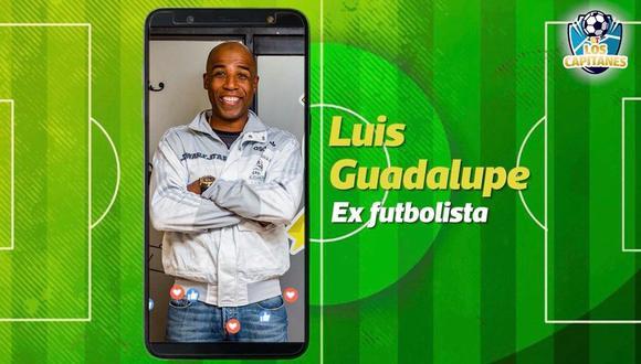 Luis Guadalupe conversó con El Comercio en Los Capitanes. (Imagen: El Comercio)