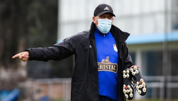 Mosquera salió campeón con Sporting Cristal en 2012 y 2020. (Foto: Liga de Fútbol Profesional)