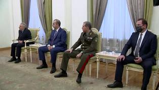 Armenia quiere reforzar la cooperación militar con Rusia