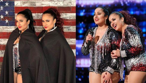 Fueron sensación en el programa 'American Got Talent' (AGT). En esta nota, Irene y Andrea Ramos nos comparten todos los detalles de esta increíble experiencia. (Fotos: IG/ @doubledragontwins)