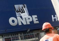 ONPE aprueba plan de medios de franja electoral para campaña
