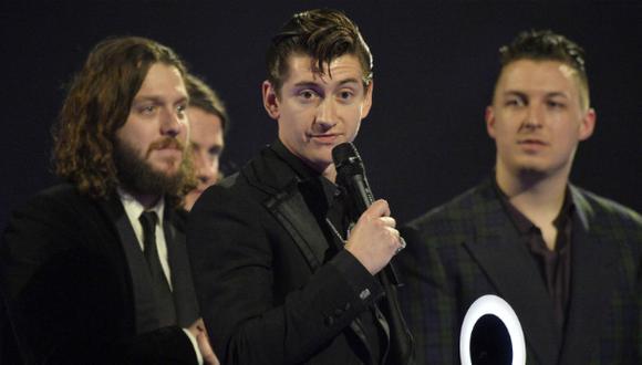 "Arctic Monkeys: ""Apostamos que One Direction nos ganaría"""