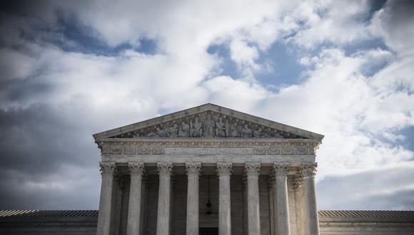 La Corte Suprema de Estados Unidos. (Foto: AFP)