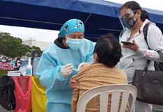Vacunación COVID-19: más de quince millones 429 mil peruanos ya fueron inmunizados