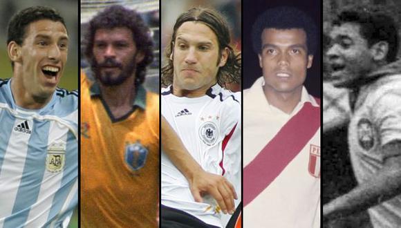 Diez goles de fuera del área que debes ver antes de Brasil 2014
