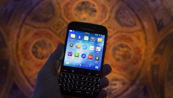 Samsung niega que esté negociando la compra de BlackBerry