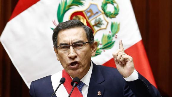 Martín Vizcarra. (FOTO: GEC)
