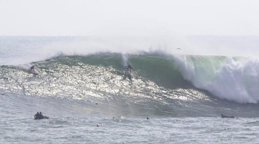 Pico Alto reúne a los mejores surfers nacionales e internacionales. ¡No se lo pierdan!