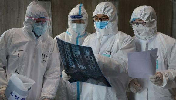 """""""Dado el peso de China en las interacciones globales, la presencia del virus golpeará sin excepción al mundo a través del canal comercial"""". (Foto: Reuters)"""