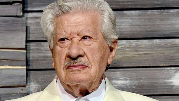 Ignacio López Tarso tiene una trayectoria artística de más de 65 años (Foto: Getty Images)
