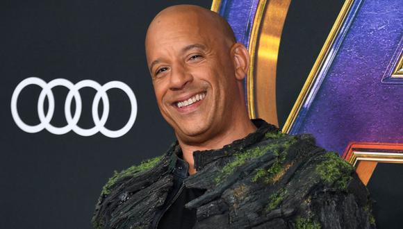 Vin Diesel construirá un estudio de cine en República Dominicana. (Foto: AFP/Valerie Macon)