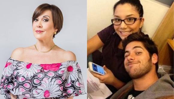 Yvonne Frayssinet se pronuncia sobre denuncia de Mayra Couto  contra Andrés Wiese. (Foto: Facebook)