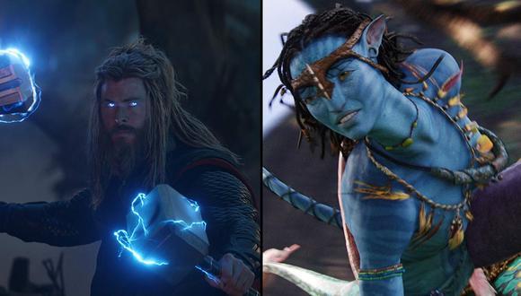 """""""Me da mucha esperanza. 'Avengers: Endgame' es una prueba demostrable que la gente todavía va a los cines"""", afirmó James Cameron. (Foto: Disney)"""