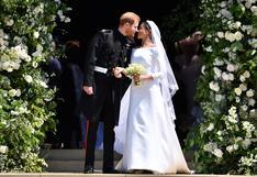 Seis curiosidades detrás del vestido de novia de Meghan Markle, a dos años de la boda real   FOTOS