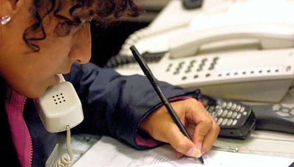Tarifas de telefonía fija se reducirán a partir de este domingo