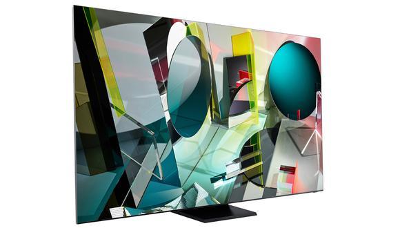 Conoce todas las características del televisor Samsung QLED 8K. (Foto: Samsung)
