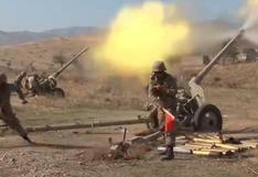 """El video de una """"ejecución"""" que impulsa la investigación de crímenes de guerra en Nagorno Karabaj"""