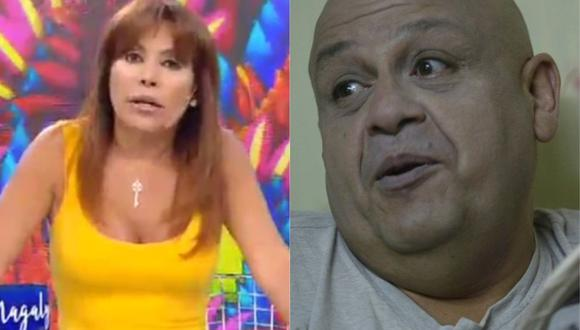 Magaly Medina se pronuncia tras la muerte de Juan Carlos Ferrando. (Foto: Captura ATV/GEC)