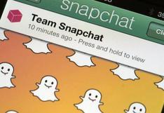 Snapchat publica su primer reporte de transparencia