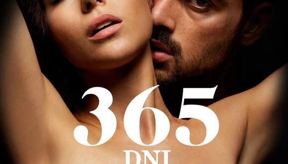 """""""365 DNI"""" es hoy una de las películas más vistas de Netflix en varios países de Latinoamérica y Estados Unidos (Foto: Netflix)"""