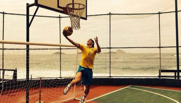 Schweinsteiger agradeció a los brasileños por su hospitalidad