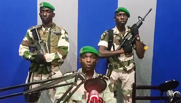 Fracasa intento de golpe de Estado militar en Gabón. (AFP)