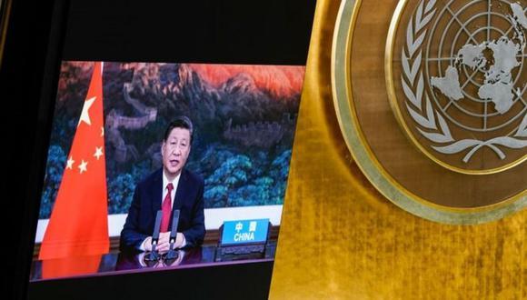 Xi Jinping, presidente de China. (Foto: Getty Images)