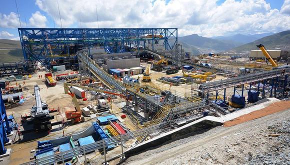 Según el MInem, hay cinco proyectos mineros en cosntrucción, de los cuales dos están detenidos. Los demás avanzan lentamente.